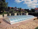 Abris,dallas for swimming pools in France