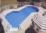 Contact us for shaped swimming pools in France